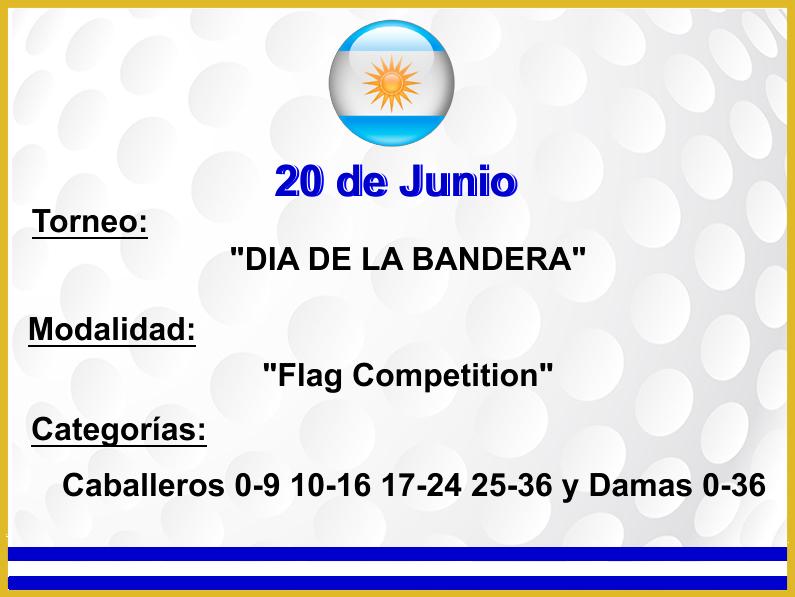 20 de Junio «Día de la Bandera Argentina»