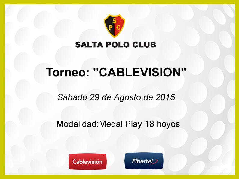 Torneo «Cablevisión»