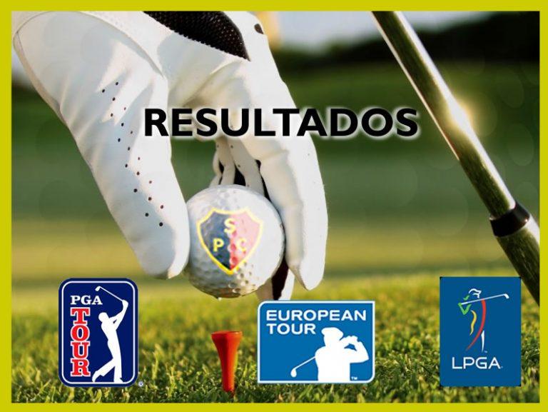 Resultados de Golf Internacional