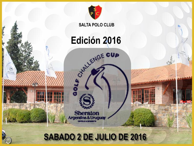 «Sheraton Golf» 2016 – Resultados Finales