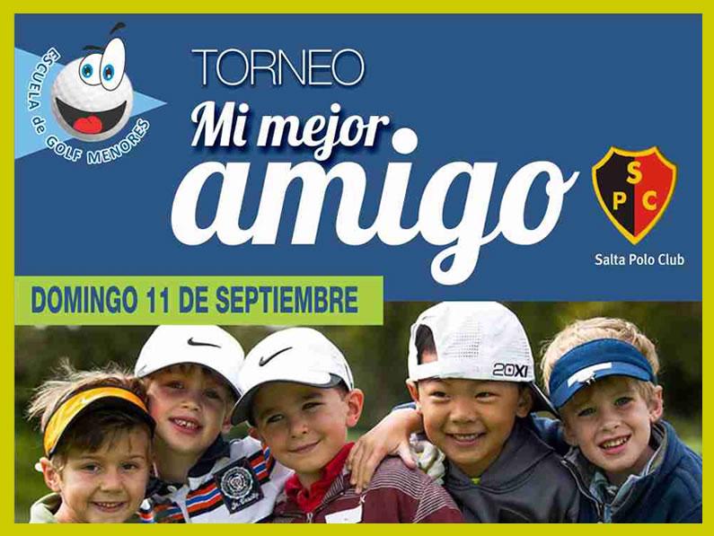 Escuela de golf para menores