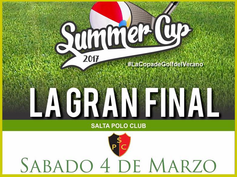 FINAL DE LA «SUMMER CUP» 2017