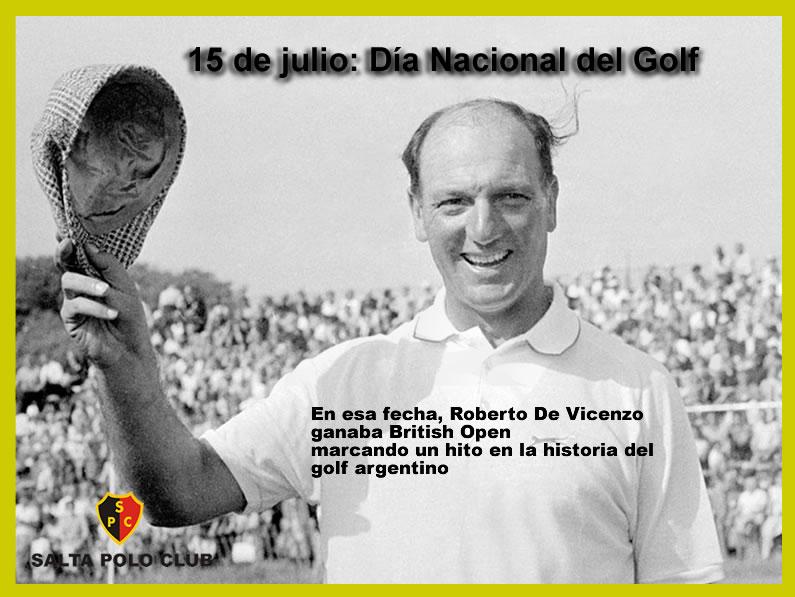 DIA NACIONAL DEL GOLF ARGENTINO