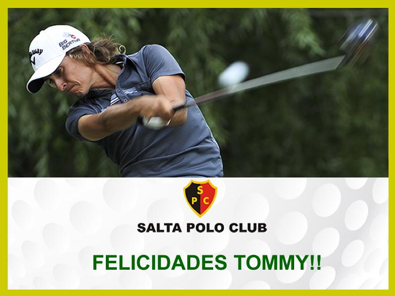 Nuevo Éxito de Tommy , Felicidades