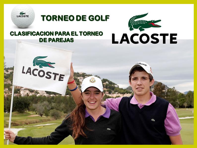 Torneo «LACOSTE»
