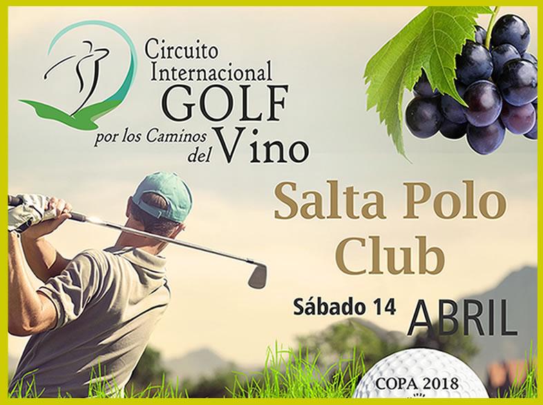 Circuito Internacional de Golf por los caminos del Vino