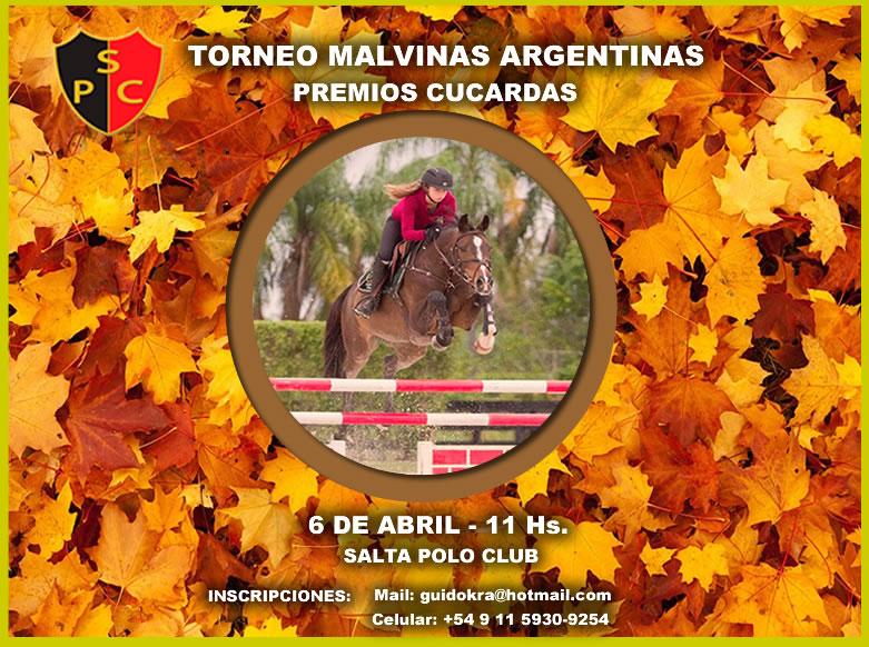 HIPICA: «TORNEO MALVINAS ARGENTINAS»