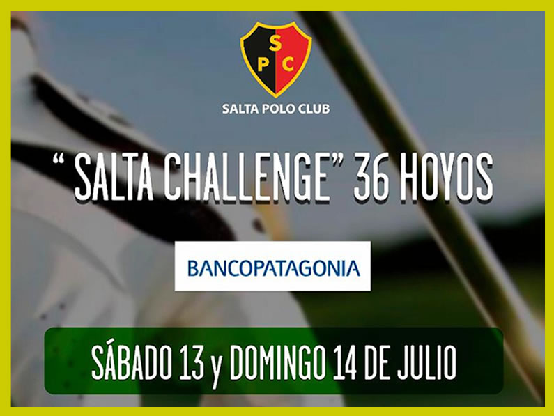 «SALTA CHALLENGE» BANCO PATAGONIA