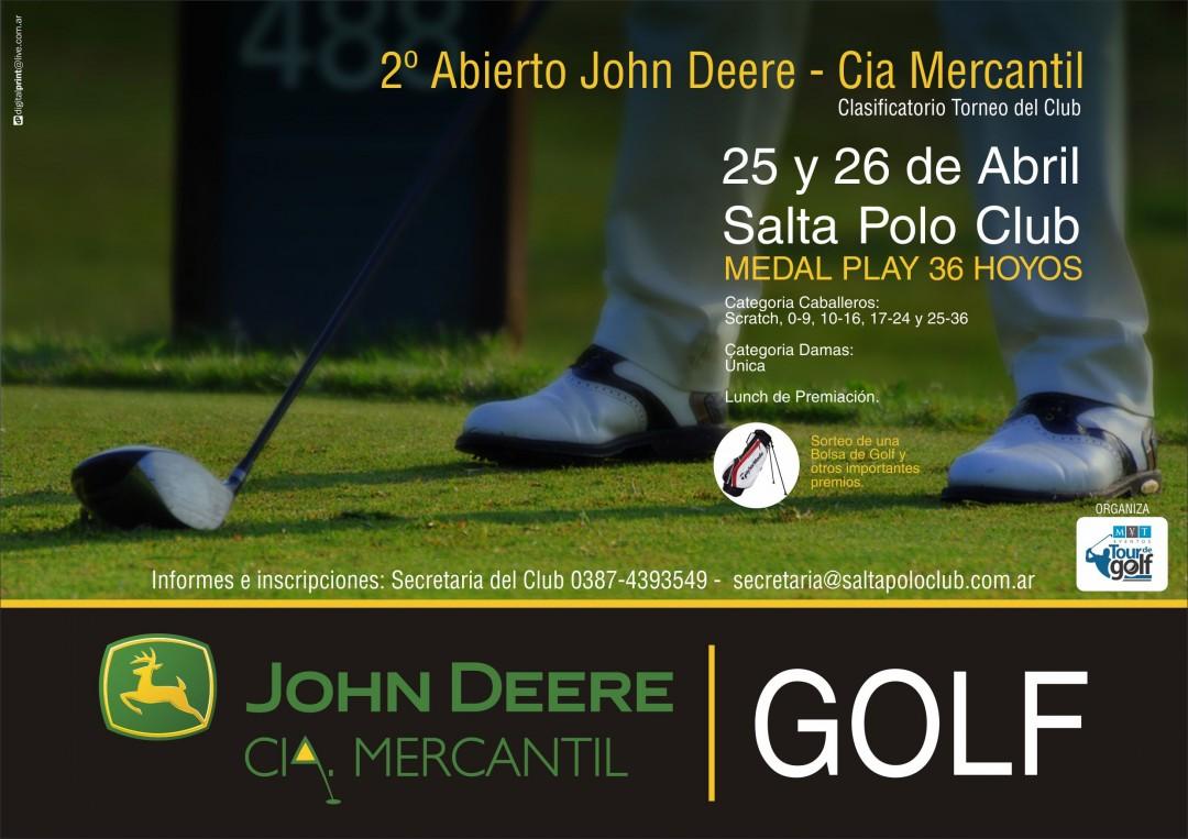 Copa «John Deere» Resultados Finales