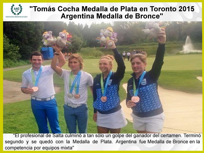 Tommy Cocha – Toronto 2015