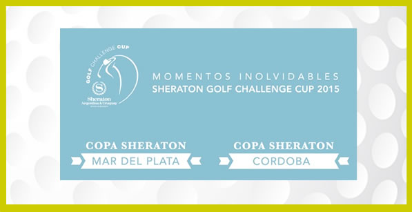 SHERATON GOLF CHALLENGE CUP 2015