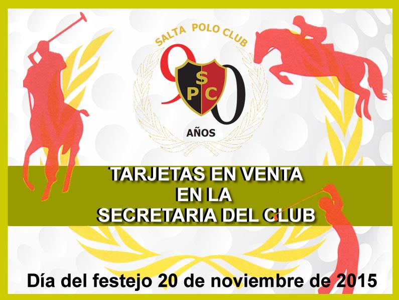 90º Aniversario del Salta Polo Club