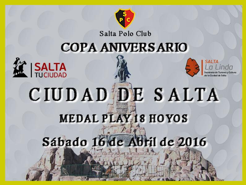 «ANIVERSARIO CIUDAD DE SALTA»