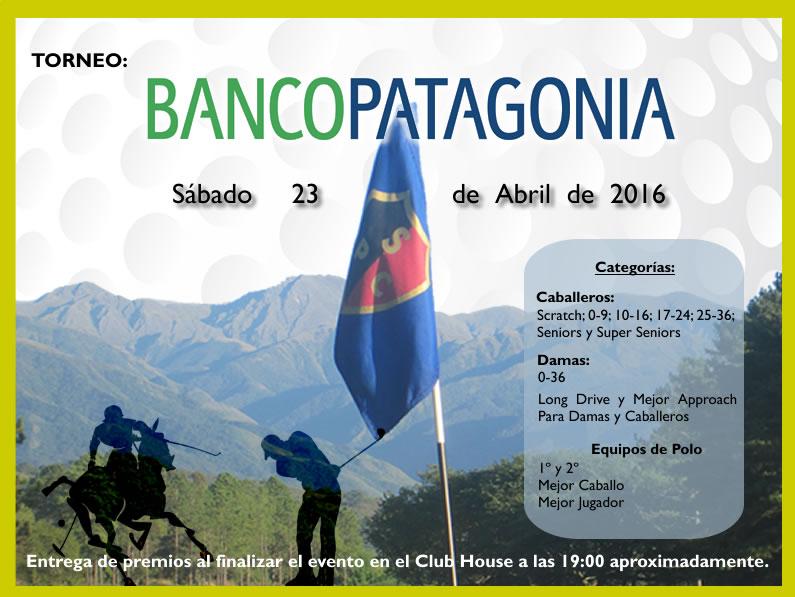 Torneo «BANCO PATAGONIA»