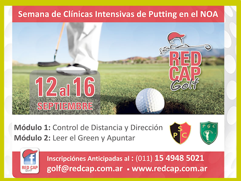 Clinica Intensiva de Putting