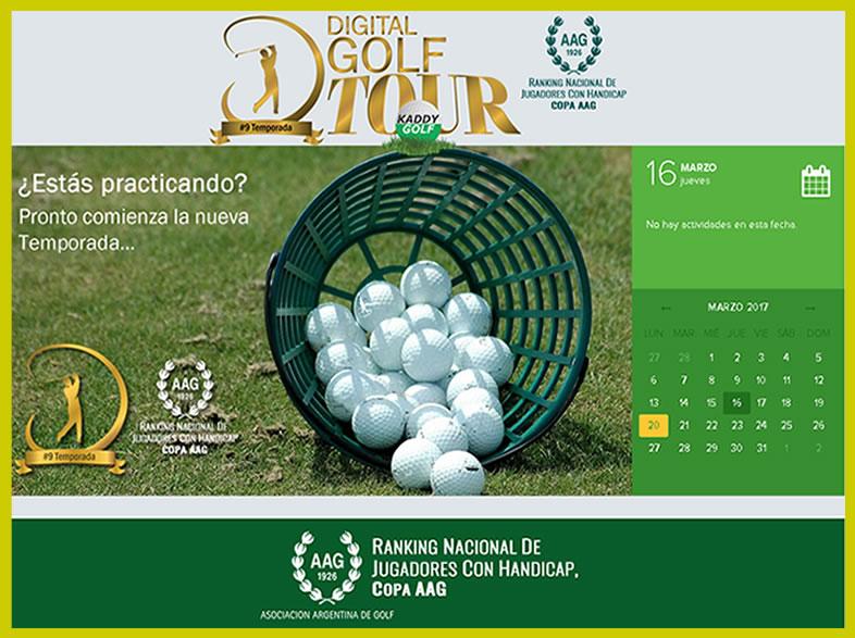 Tour de Golf – A.A.G.
