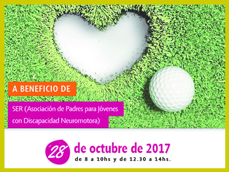 GOLF SOLIDARIO