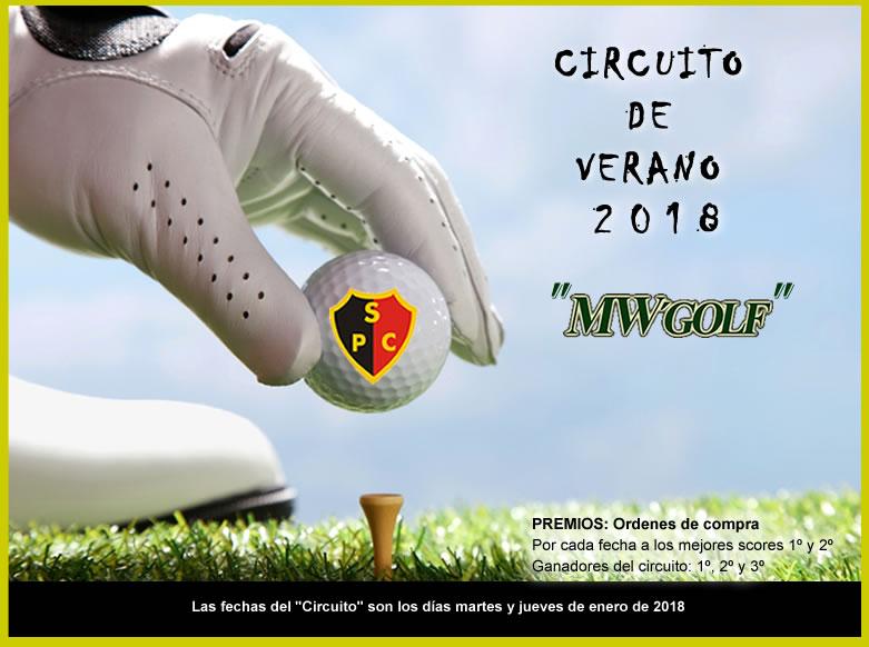 CIRCUITO «ENERO» MWGolf