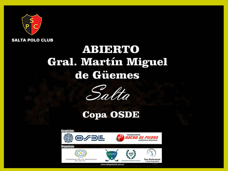 «GRL Martin Miguel de Güemes» Copa: Osde