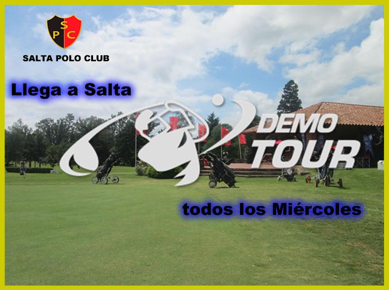 DEMO TOUR en SALTA