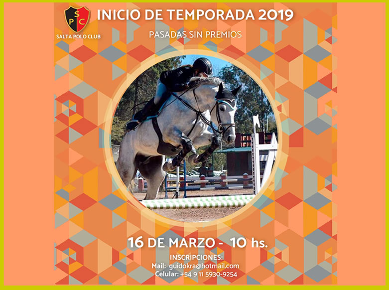 Hipica «Apertura 2019»