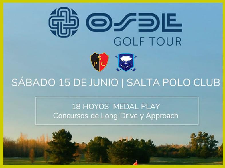 OSDE Golf Tour
