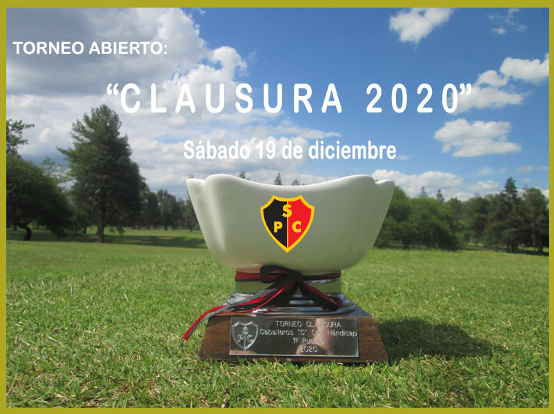 CLAUSURA 2020